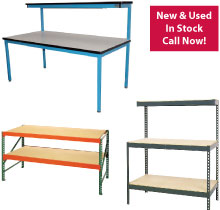 Industrial Work Stations & Benches