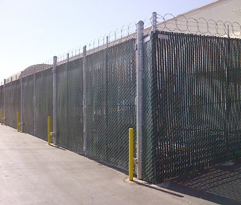 Chain Link Fence Material Handling Material Big Joe Lift