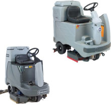 Scrubber / Sweeper Rental