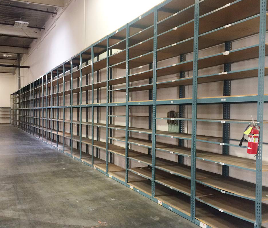 Excellent Boltless Shelving Warehouse Equipment Big Joe Lift Creativecarmelina Interior Chair Design Creativecarmelinacom
