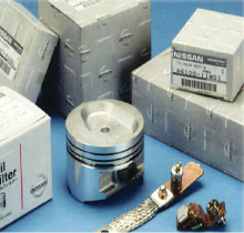 Forklift batteries, accessories and parts