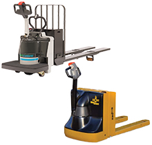 Electric Pallet Trucks Rental