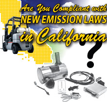 Carb Emission Law in California