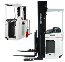 Stand Up Electric Forklift Rental