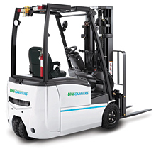 Unicarriers' TX 3 Wheel Electric
